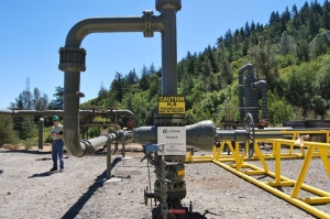 Injection well © KQED radio via flick creative commons